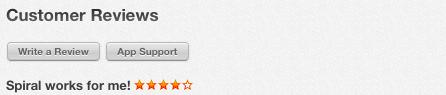 Four Star App Review